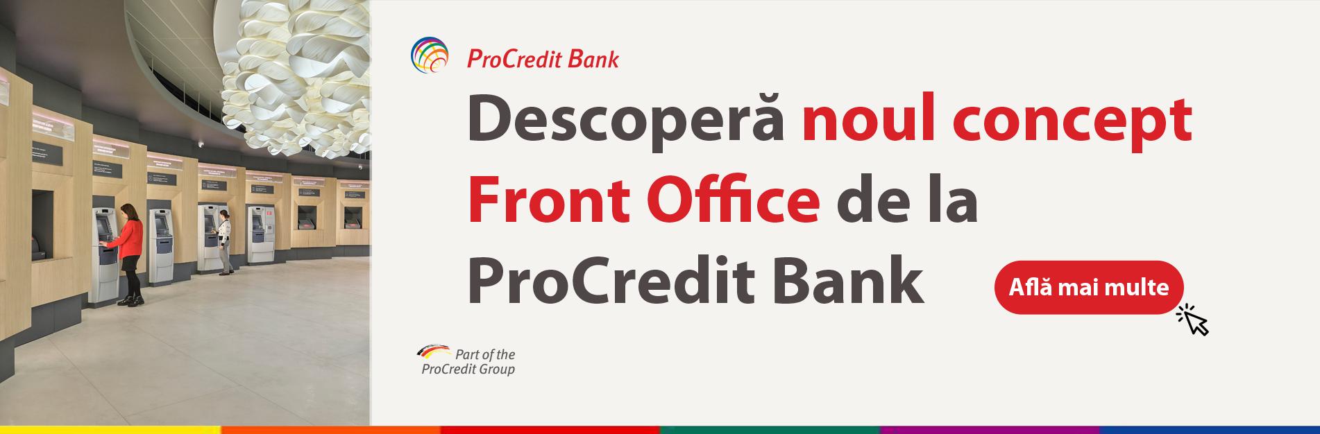 FrontOffice de la PCB