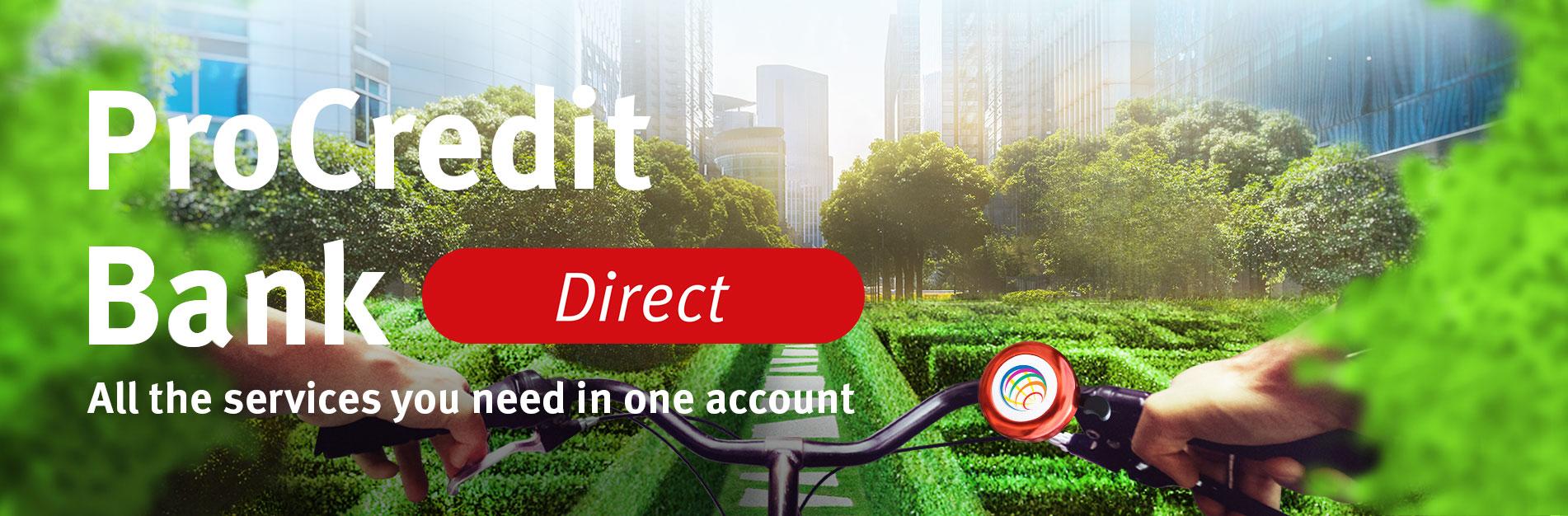 Procredit Bank Direct